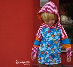 Spunkynelda: my kid wears Sewing For Kids, Sewing Ideas, Pullover, Sewing Clothes, Kids Wear, Bunt, Shirts, Couture, Hoodies