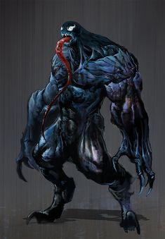Venom - Aaron Nakahara