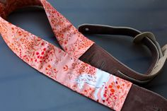 Chasing Kids and Dreams: Child's Guitar Strap
