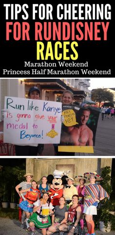 Here are the best tips for cheering for runDisney races! If you're spectating, I'll tell you the best spots to hold signs, meet up with your runner and how to track them through runner tracking. These tips are great for Walt Disney World races like Marathon Weekend and Princess Half Marathon Weekend.