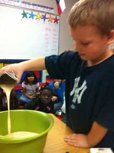 Fun in First Grade!: Science and solid, liquid, and gases