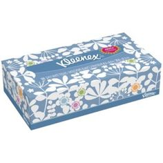 Kleenex Facial Tissues- always on the back to school classroom list.
