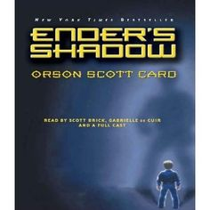Ender's Shadow-I love this book even more than ender's game