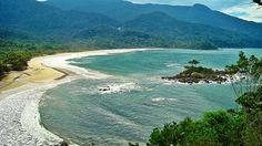 Praia de Castelhanos - #Ilhabela - São Paulo - #Brasil #Brazil