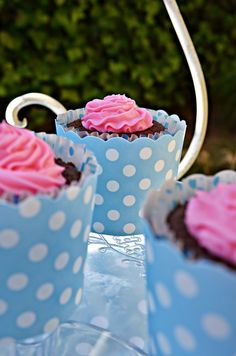 Polvere di Spezie: Cupcakes Guinness and Chocolate
