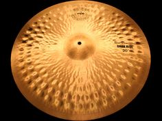 """Vintage Paiste cymbals!!! I would love to own this 20"""" Sound Creation ND Dark Ride....if only I had 450 to throw around."""