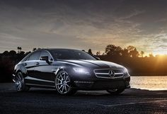 Awesome Mercedes: Mercedes CLS 63 AMG with Vorsteiner VS-360 Wheels - Vorsteiner - Photo# 9231  Custom Mercedes Benz Cars
