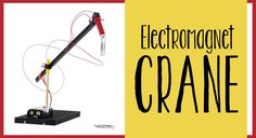 Electromagnet Crane Activity Documents