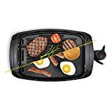 Best Electric Griddles - Reviews & Buyer's Guide: BELLA 2-in-1 Reversible Grill Griddle Combo