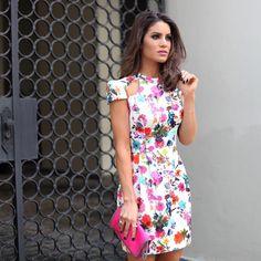 Today's girly vibe! {Wearing @alfreda_oficial } ------- Vibe feminina de hoje - usando vestido lindo de @alfreda_oficial  #ootd #lookdodia