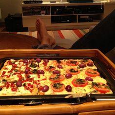 Homemade pizza - Hummm