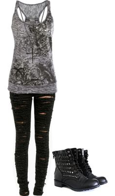 """Untitled #586"" by bvb3666 ❤ liked on Polyvore"