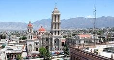 Catedral Santiago apóstol Saltillo, Coahuila, México