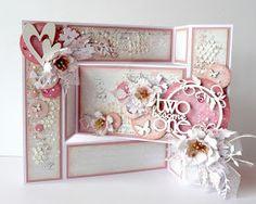 Little Darlings Secret Garden Matchbook Box Layout Gift ...