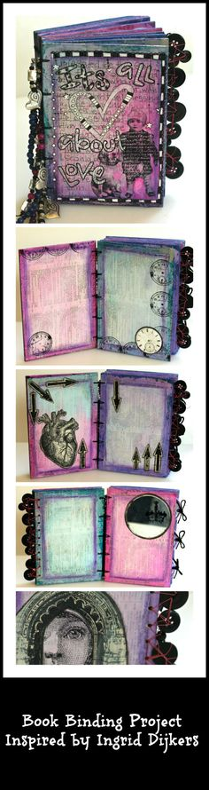 Book Binding Project