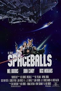Spaceballs - 7.12 and 7.15 only