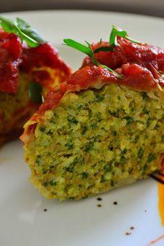 Tartar all green - Healthy Food Mom Gourmet Recipes, Vegetarian Recipes, Cooking Recipes, Healthy Recipes, Easy Cooking, Healthy Cooking, Healthy Food, Vegan Food, Vegetarian