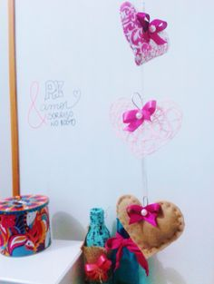 Fios de amor!!! S2 Craft Work, Handmade Crafts