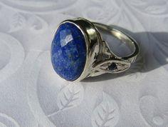 Lapis Lazuli Lapis Lazuli Jewelry Lapis Lazuli Ring Lapis