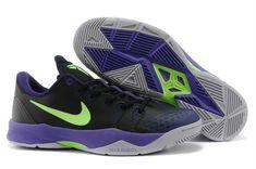 timeless design 1884b 33701 Cheap Nike Zoom Kobe Venomenon 4 XDR Joker Black Volt Purple Lakers Away  630916 002 2018
