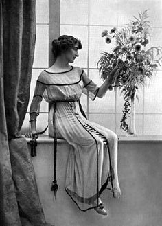 Robe par Jeanne Lanvin, 1912