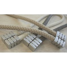 Magnetic Plaited Rope Available in 3 Colours
