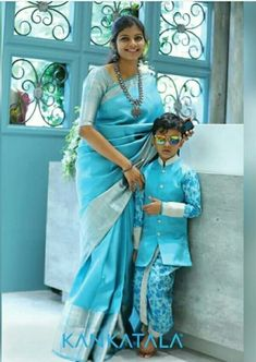 Mother Son Matching Indian Outfits, online shopping , mom dad and son matching outfits, family matching ethnic wear, party wear Mom Daughter Matching Dresses, Mom And Son Outfits, Mom And Baby Dresses, Baby Boy Dress, Matching Family Outfits, Kids Outfits, Twin Outfits, Kurta Designs, Blouse Designs