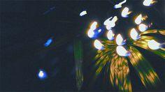 Animated Fire Spirals by Daniel Barreto