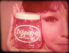Dippity-do styling gel... a pin curl must!