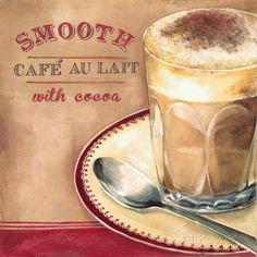 Café Au Lait Elisa Rainomdi)