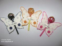 idea for lollipop holder