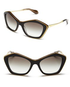 Miu Miu Star Sunglasses PRICE: $340.00