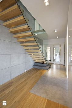 Schody styl Skandynawski - zdjęcie od DOMY Z WIZJĄ - nowoczesne projekty domów - Schody - Styl Skandynawski - DOMY Z WIZJĄ - nowoczesne projekty domów