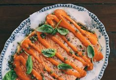 Roasted Salmon Recipe with Red Pepper Sauce - Viva