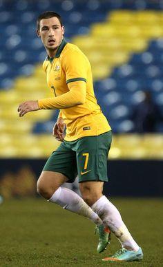 Mathew Leckie, Australia world cup 2014