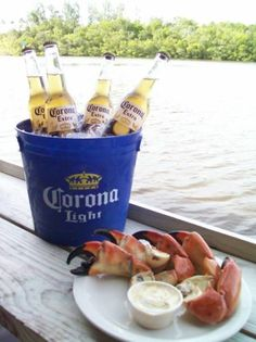 Going Coastal - Coronas & Stone Crabs