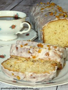 Polish Desserts, Polish Recipes, Baking Recipes, Cake Recipes, Poland Food, Sweets Cake, Tasty Bites, Pumpkin Cheesecake, Macaron