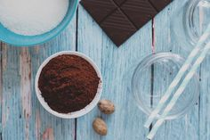 Karácsonyi ajándékötlet: fűszeres forró csoki üvegben