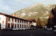 Garmisch, Germany American Military Hotel