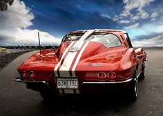 1963 Split Window Corvette Coupe