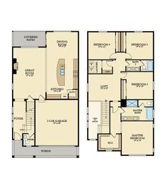 1000 Images About Lennar Seattle Floorplans On Pinterest