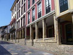 Calle Galiana (Avilés , Asturias)