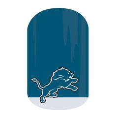 Detroit Lions | NFL Collection by Jamberry | Get gameday style with Jamberry's NFL Collection. Our officially licensed NFL products feature your favorite team logo and colors so you can cheer your team to victory with 'Detroit Lions' on your nails.