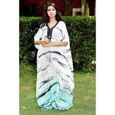 Silk kaftan Silk Kaftan, Beach Covers, Two Piece Dress, Designer Collection, Cover Up, Sari, Fancy, Stylish, Clothes