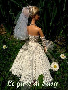 Barbie sposa romantica