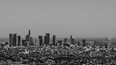 Los Angeles, CA Skyline