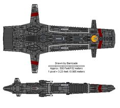 Aquila+class+Attackstar+by+Barricade.deviantart.com+on+@DeviantArt