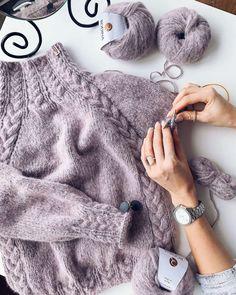 pattern sweater Fine Rip Merino Wool Beanie by Lierys LierysLierys Stetson Hoback bobble hat knit hat winter hat bobble hat StetsonStetson Knitting pattern Loop from sock wool Sweater Knitting Patterns, Knit Patterns, Free Knitting, Baby Knitting, Easy Patterns, Knitting Pullover, Pullover Pullover, Knitting Ideas, How To Start Knitting