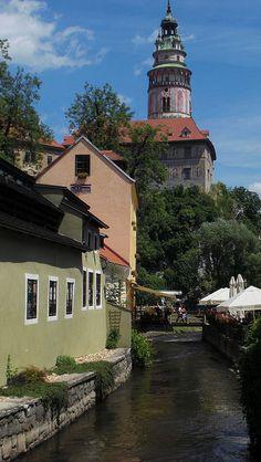 Český Krumlov, Czeck Republic