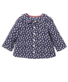 Mothercare Floral Cord Blouse